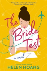 """Book cover of """"The Bride Test"""" by Helen Hoang"""
