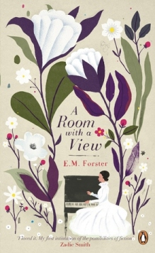 "Book cover of ""A Room With a View"" by E.M. Forster"