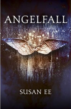 """Book cover of """"Angelfall"""" by Susan Ee"""