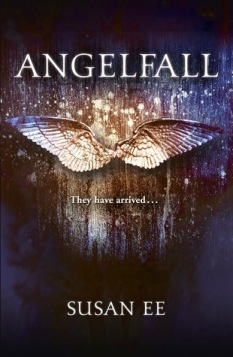 "Cover of Susan Ee's ""Angelfall"""