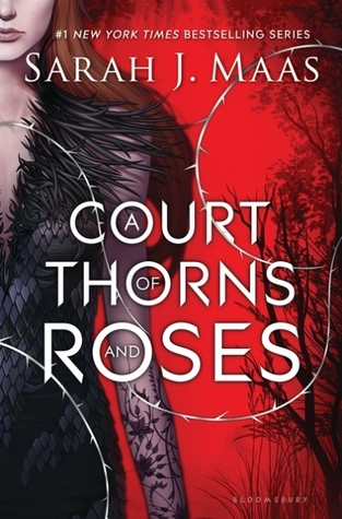 "Cover of Sarah J. Maas' ""A Court of Thornes and Roses"""