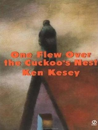 "Book cover of ""One Flew Over the Cuckoo's Nest"" by Ken Kesey"