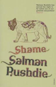 "Book cover of ""Shame"" by Salman Rushdie"