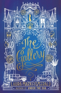 """Laura Marx Fitzgerald's """"The Gallery"""""""