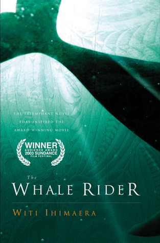 "Book cover of ""The Whale Rider"" by Witi Ihimaera"