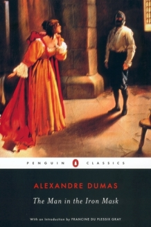 "Book cover of Alexandre Dumas' ""The Man in the Iron Mask"""