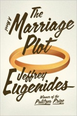 "Book cover of ""The Marriage Plot"" by Jeffrey Eugenides"