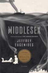 "Book cover of ""Middlesex"" by Jeffrey Eugenides"