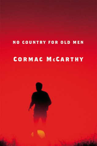 "Book cover of ""No Country for Old Men"" by Cormac McCarthy"