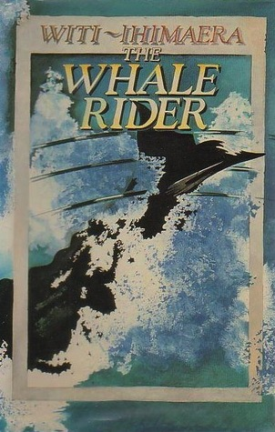 """Book cover of """"The Whale Rider"""" by Witi Ihimaera"""